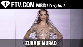 Zuhair Murad Show Spring/Summer 2015 | Paris Couture Fashion Week | FashionTV