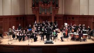 Urban Requiem, 1995, Michael Colgrass, Lawrence University Wind Ensemble, May 2012.mp4