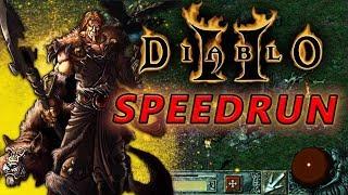 #Speedrun???? Diablo 2 - Druid Any% - Na żywo
