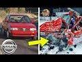 Los SECRETOS De NISSAN | TSURU: EL AUTO MÁS PELIGROSO DE TODOS
