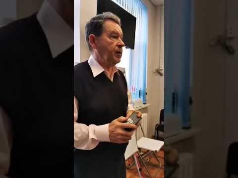Винир Шамсутдинов врач   кардиолог нано бальзамы Global Trend 1 часть