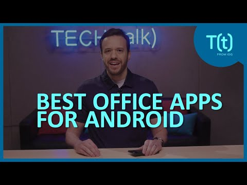 The Best Office Apps For Android