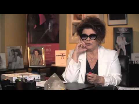 Intervista a Claudia Mori