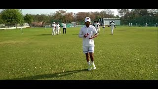 Baixar Aryan Rathore shares his cricket fielding coaching with players at PS sports academy