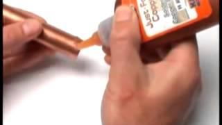 Холодная сварка медных труб. Соединение медных труб(Холодная сварка медных труб. Соединение медных труб Ссылка на видео: http://youtu.be/M3i1tMm9f24 Ссылка на канал:..., 2015-08-10T09:24:17.000Z)