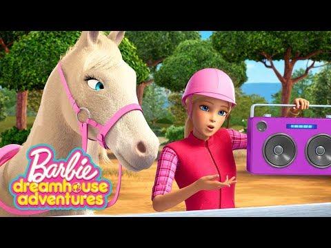 Beste Pferdefreunde | Barbie Traumvilla-Abenteuer | Barbie Deutsch