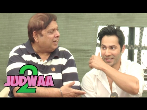 Judwaa 2 - Varun Dhawan And David Dhawan EXCLUSIVE Interview