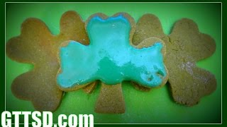 SHAMROCK DOG TREATS | Saint Patrick
