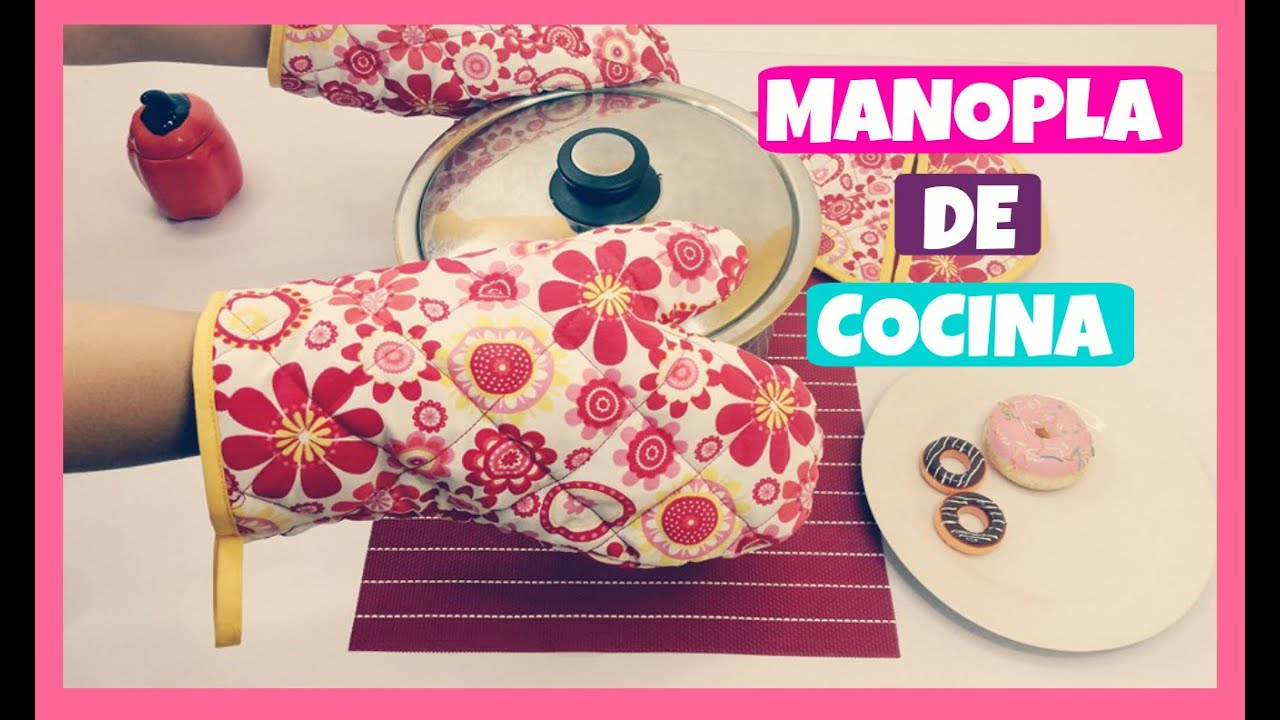 Youtube Videos De Cocina Manopla De Cocina Mi Atelier Youtube