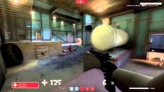 TF2 Spy Gameplay 13 - Invisibility Watch and Evasion