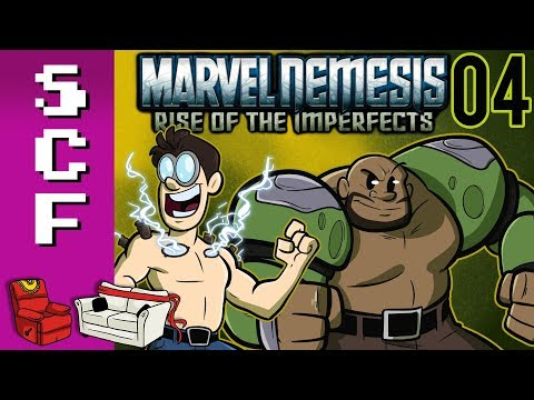 "Marvel Nemesis: Rise of the Imperfects (Part 4) - ""Date Night!"" - Super Couch Fighters: AM!"