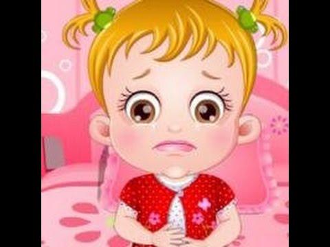 Игра Реенок Хейзел на дне Благодарения онлайн Baby Hazel