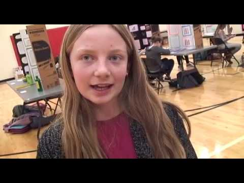 Fort Madison Middle School Science Fair 2018