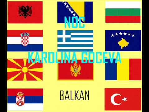 MUSIC FROM THE BALKAN 1