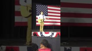 Land of Hope and Dreams (Bruce Springsteen cover)- Britton Buchanan