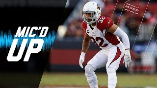 Tyrann Mathieu Mic'd Up vs. 49ers (Week 5, 2016) | Sound FX | NFL Films