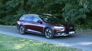 Opel Insignia Country Tourer FLEET DERBY - FLOTILA ROKU 2018