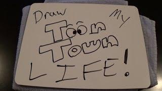 Draw My ToonTown Life - Bingo