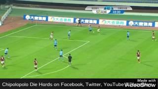 Jacob Mulenga's goal Vs Baoding