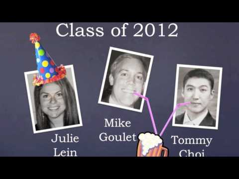 MIT Sloan Follies 2011 -- Parties Like Its 2099 Award Nomination Video