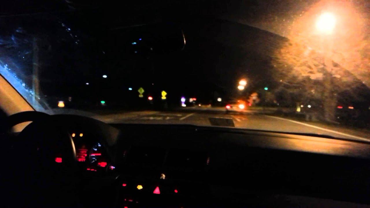 Nj Audi A4 B7 Night Cruise Youtube