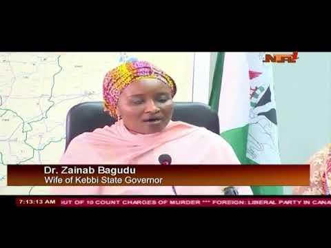 Kalli Yadda Excellency Zainab Bagudu