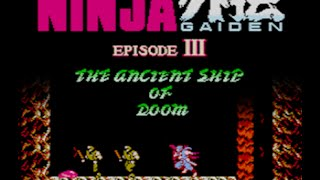 Ninja Gaiden 3 (NES) [NO DEATH]