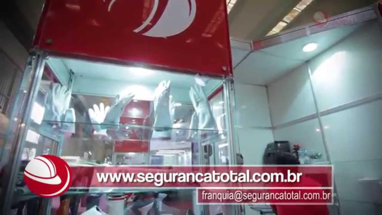 SEGURANÇA TOTAL FRANQUIA DE EPI´S. Seguranca Total EPIs 0c9da110a5