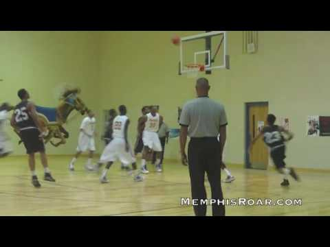 #25 Joel Wright (Central Carolina Sports Academy)