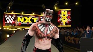 WWE 2K15 My Career Mode P.1