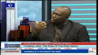 Industrialist Tasks Government On Efficient Policies PT3
