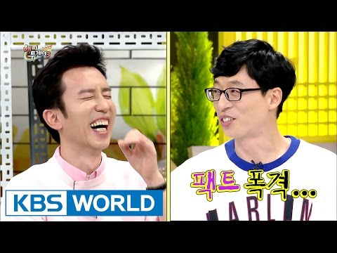 Genius composer Huiyeol's vocal skills are much lower than Jaesuk? [Happy Together / 2017.05.11]