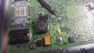 How to clone a Volvo EDC17 CP22 ECU cloning using KTag remapping tool thumbnail