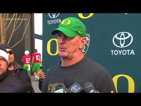 Jim Leavitt Discusses Defensive Prep for Upcoming Game vs Washington
