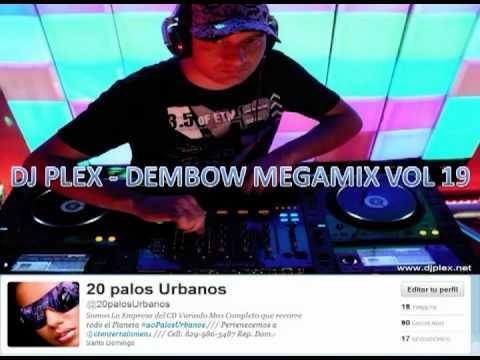 dj plex - dembow megamix vol.17
