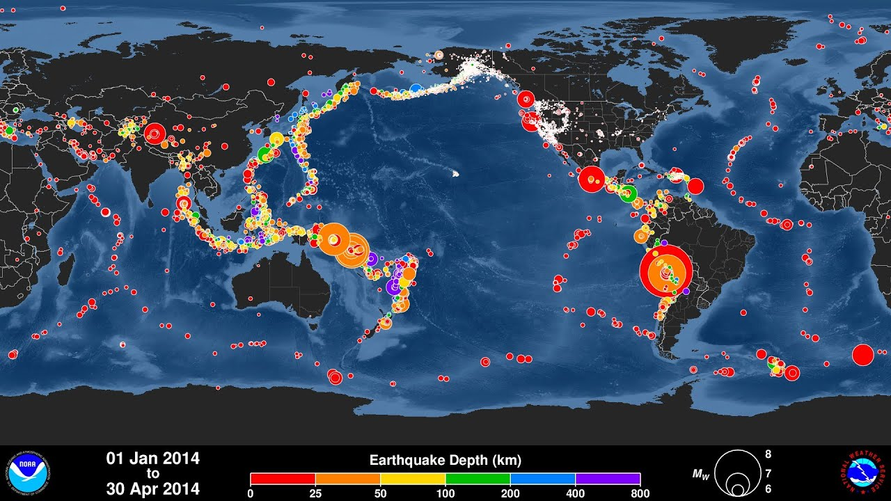 Image result for world maps earthquakes volcanoes