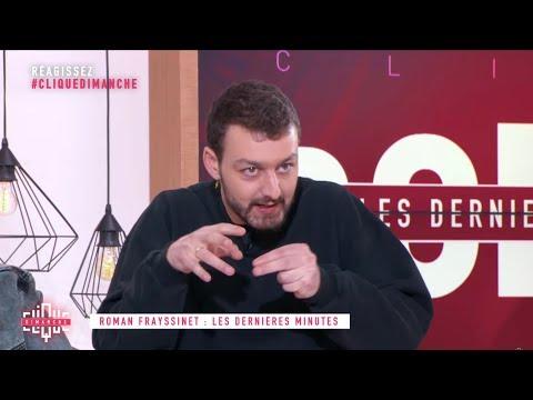 Roman Frayssinet : l'envie de ken - Clique Dimanche - CANAL+
