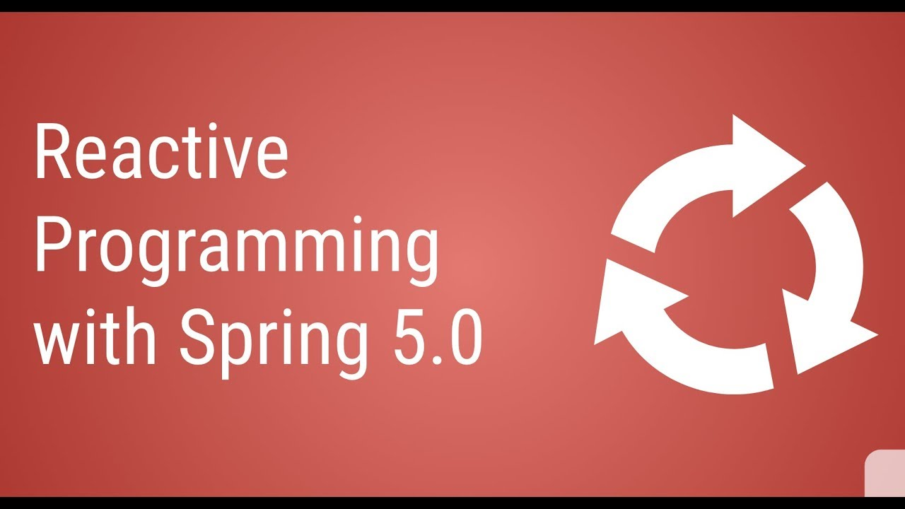 What Is Spring Webflux And When To Use It Youtube