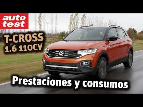 VW T-Cross: lo que tenés que saber del motor