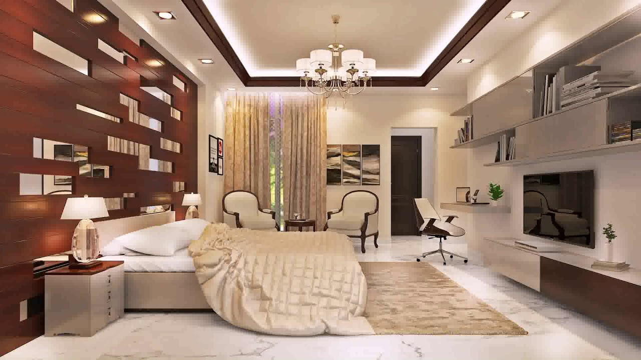 Interior Design Visiting Room - YouTube