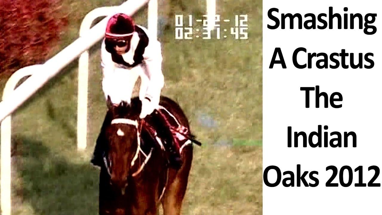 Smashing with A Crastus up The Indian Oaks 2012