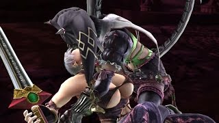 (Death Montage)Tira Goes on a Kiss of Death Spree in Soul Calibur 4