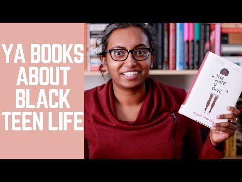 YA Books On The Black Teen Experience