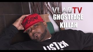 Ghostface Killah: I've Confused Action Bronson's Voice w/ My Own