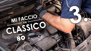 Peugeot 205 1.9 gti | eccola prima del restauro (con tutti i suoi difetti) #mifacciounclassico [3/5]