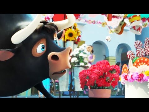 Ferdinand Trailer 2 2017 Movie Official Youtube