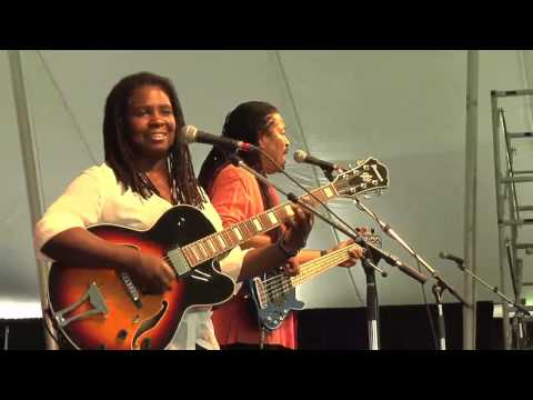 Ruthie Foster: Up Above My Head (I Hear Music in the Air)