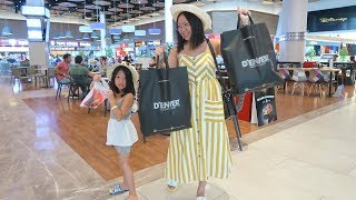 Потратили 900$ на шопинге в Турции / Обзор торговых центров /15-16.07.19