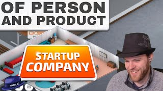 Let's Play Startup Company - 04 - Resource Management - Startup Company Gameplay