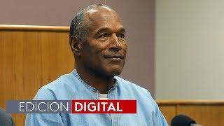 O.J. Simpson Saldrá De La Cárcel Bajo Libertad Condicional Tras Una Condena De Nueve Años
